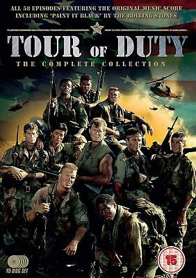 Tour of Duty: The Complete Series - DVD Region 2 Free Shipping!