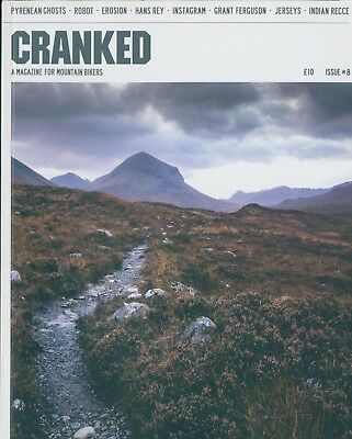 Cranked - A magazine for Mountain Bikers - Issue 8