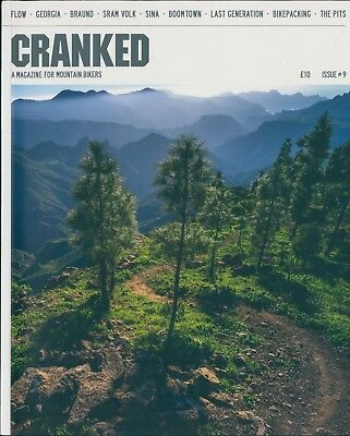 Cranked - A magazine for Mountain Bikers - Issue 9