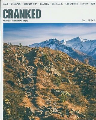 Cranked - A magazine for Mountain Bikers - Issue 10