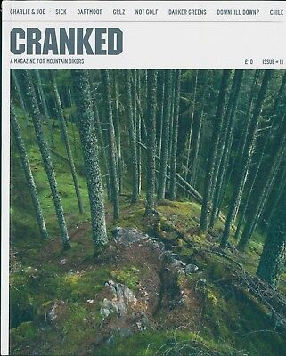 Cranked - A magazine for Mountain Bikers - Issue 11