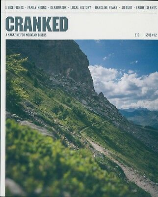 Cranked - A magazine for Mountain Bikers - Issue 12