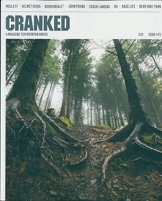 Cranked - A magazine for Mountain Bikers - Issue 15