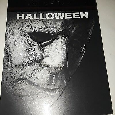Halloween 4k Ultra HD Blu Ray, 2018, with SLIP COVER, BRAND NEW, FACTORY SEALED.