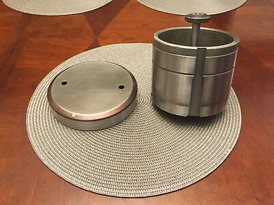 """MATE Thick Turret Alignment Tool- MAALTE - SIZE E - 4-1/2"""" THICK AMADA STYLE"""