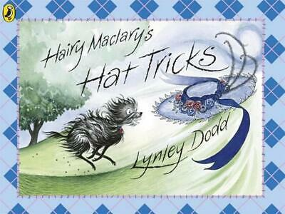 Hairy Maclary's Hat Tricks by Lynley Dodd (English) Paperback Book Free Shipping