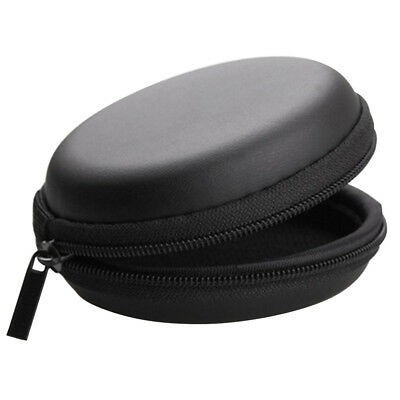 10pcs Portable Carrying Headphone Earbud Pouch Earphone Storage Case Bag SD Card