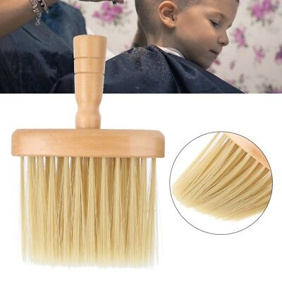 Professional Hair Cutting Neck Duster Salon Stylist Hairdressing Brush Barbers w