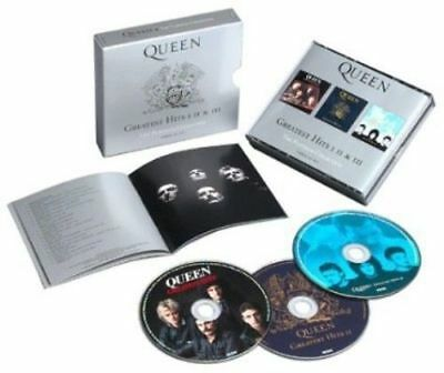 Queen - Platinum Collection: Greatest Hits 1-3 [New CD] Boxed Set