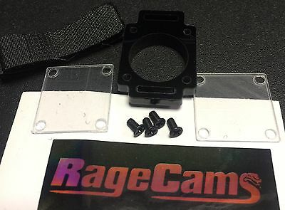 RageCams GoPro Hero3+ Hero4 LayerLens Lens Protector Shield Guard Layer Lens Cap