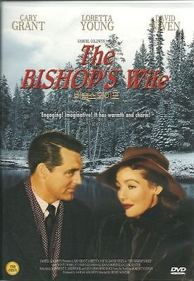 The Bishops Wife  (1947) Dvd - Brand New - Region 2 - Cary Grant (Uk Seller)