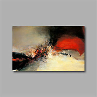 CHOP694 100% hand painted huge abstract modern oil painting wall art on canvas