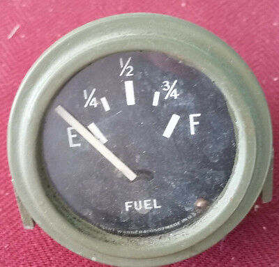 Fuel Gauge 6V for Jeep MB GPW from my 1943 Ford Jeep