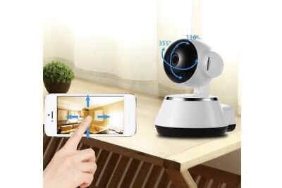 WiFi Baby Monitor For iPhone/Android 1080p Camera Night Vision And Microphone