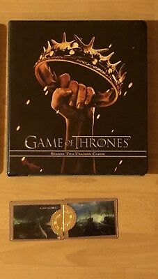 Rittenhouse Game of Thrones Season Two Trading Cards