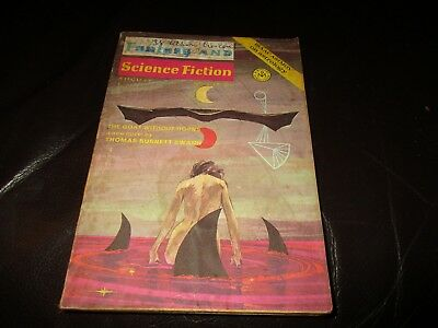 The Magazine Of Fantasy And Science Fiction August 1970