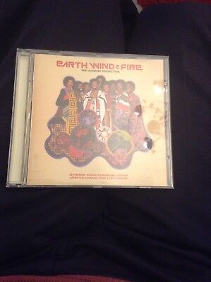 Earth Wind And Fire Ultimate Collection Cd