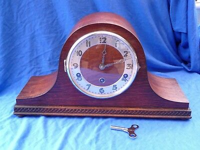 Westminster chime Clock - Serviced and Working order