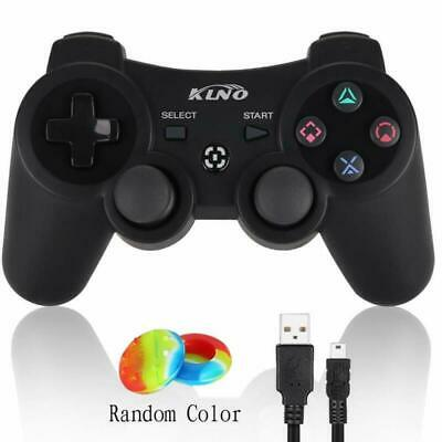 PS3 Controller Wireless Dualshock Joystick Sixaxis Super Power USB Charger New