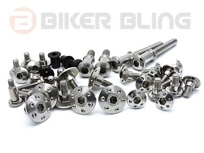 Honda CBR1100XX 1997-2007 fairing bolts kit