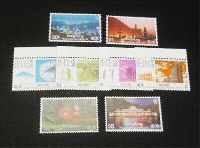 nystamps British Hong Kong Stamp # 415-422 Mint OG NH $43