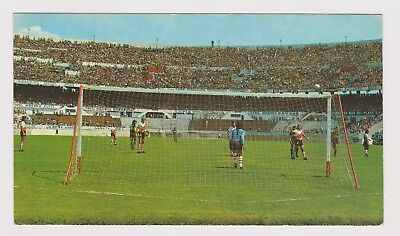 Argentina BUENOS AIRES River Plate Stadium View Vintage Photo Pc RPPc (42529)