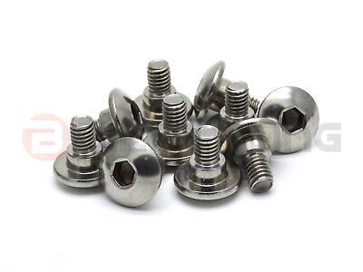 10x Honda shouldered bolts 90106-KY2-701 stainless steel