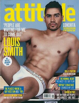 Attitude - Issue 245 - Louis Smith cover