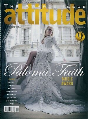 Attitude - Issue 250 - Paloma Faith cover