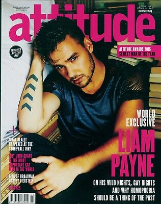 Attitude - Issue 262 - Liam Payne variant cover