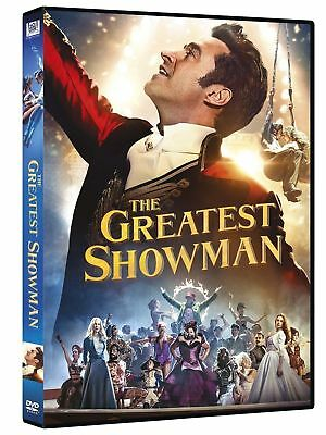 The Greatest Showman 2017 DVD Hugh Jackman DVD
