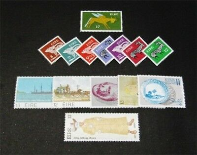 nystamps British Ireland Stamp # 393//479 Mint OG NH $26