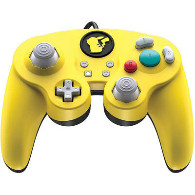 Pikachu Wired Smash Pad Pro Nintendo Switch Pro Controller [PDP]