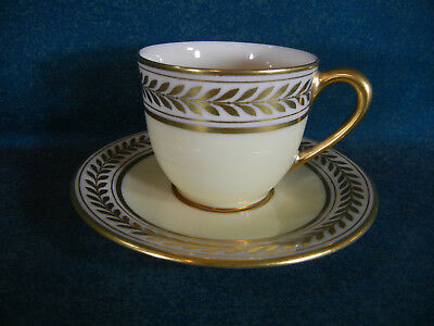 Lenox Malmaison F308A Demitasse  Cup and Saucer Set