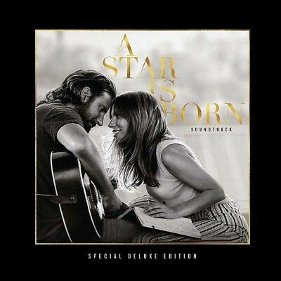 Lady Gaga & Bradley Cooper A Star Is Born Deluxe CD New 2018