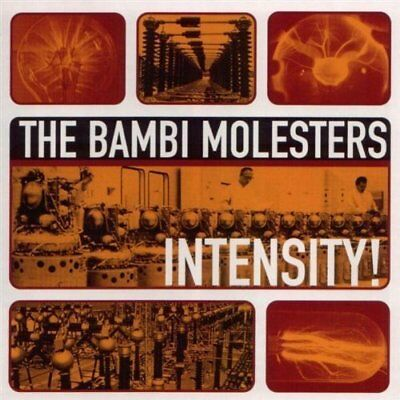 BAMBI MOLESTERS, THE - Intensity! - LP 1998 180 g Dancing Bear