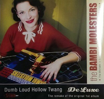 BAMBI MOLESTERS, THE - Dumb Loud Hollow Twang - LP Dancing Bear