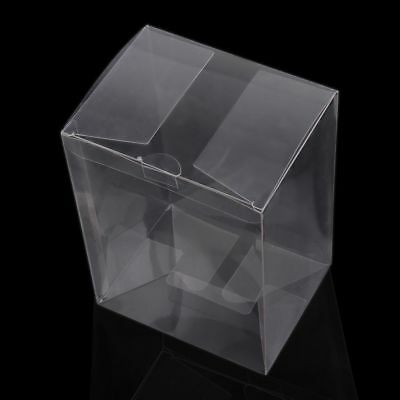 10pcs Funko POP 4inch Vinyl Box Protector Case Clear Acid Free POP Protectors US