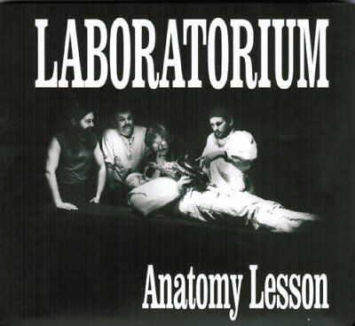 LABORATORIUM - Anatomy lesson - CD 1986