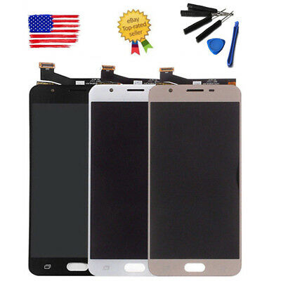 For Samsung Galaxy G610 G610F G610M J7 Prime LCD Screen Touch Digitizer Display