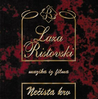 RISTOVSKI, LAZA - Necista krv - CD 1997? A Records