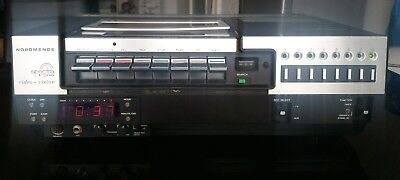 """NORDMENDE Spectra V200 video-vision TOP 100% Made in GERMANY 1979"""" sehr selten!!"""