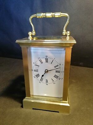 Squared Carriage Clock