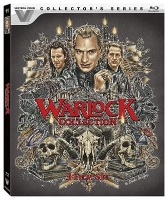 Warlock Collection (Vestron Video Collector's Series) [Blu-ray] [Import]