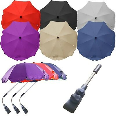 Baby Parasol Compatible With iCandy Peach, Black, Red, Blue, Cream, Grey, Plum