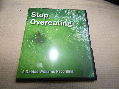 Stop overeating Debbie Williams self help cd