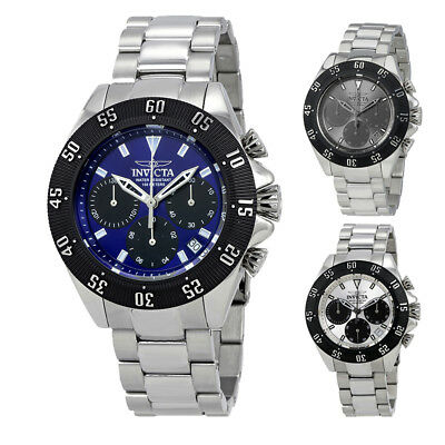 Invicta Speedway Chronograph Men's Watch - Choose color
