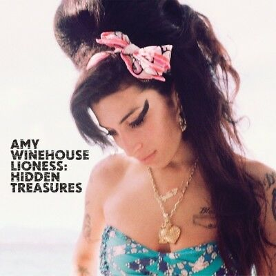 Lioness: Hidden Treasures by Amy Winehouse (CD)