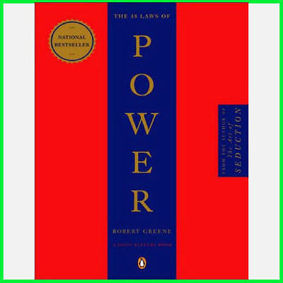 The 48 Laws of Power 2000 by Robert Greene📧⚡Email Delivery(10s)⚡📧