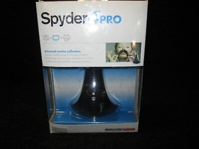 Datacolor - Spyder 4-Pro - Color Calibration For Monitor - Spyder 4 Pro